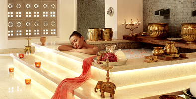 THE JIVA SPA  |  MUMBAI